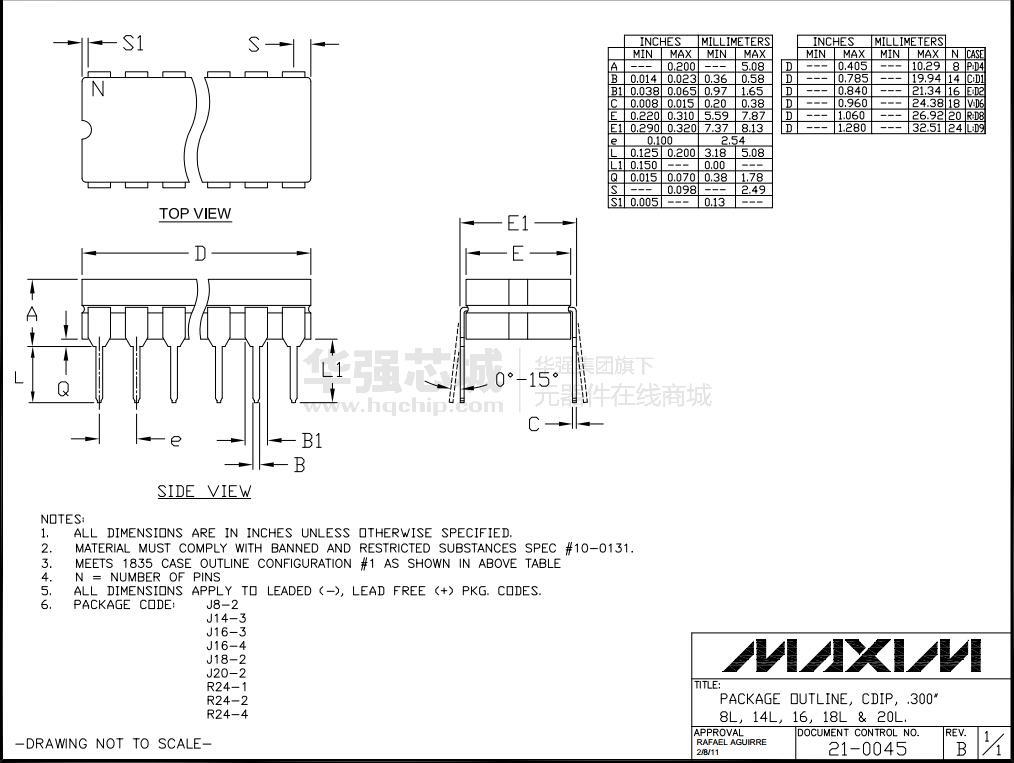 【max262中文资料】_max262pdf_max262应用电路_max图